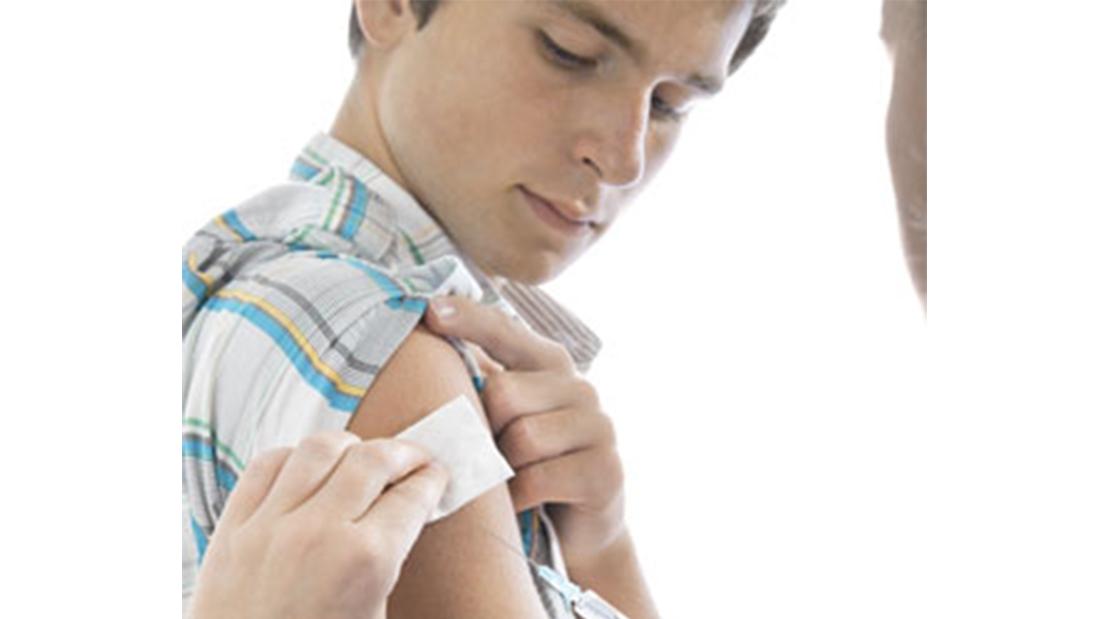 HPV, rak zadnjika in HIV