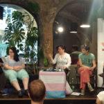(Ne)vidnost transspolnih oseb in tematik v skupnosti LGBT