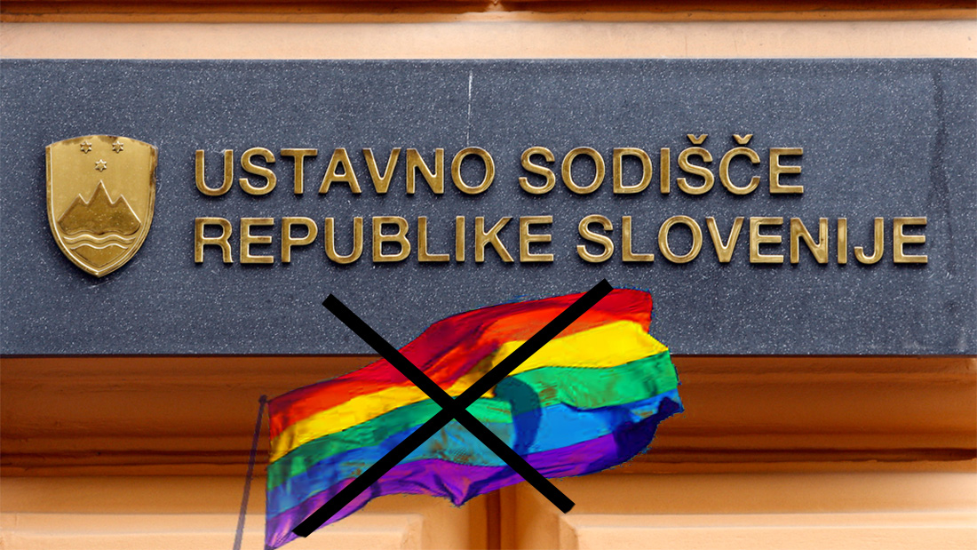 Constitutional Court in Slovenia allows referendum and undermines equal rights for same-sex couples