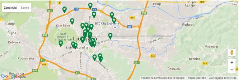 Legebitra v bazi mladinskih organizacij v Ljubljani