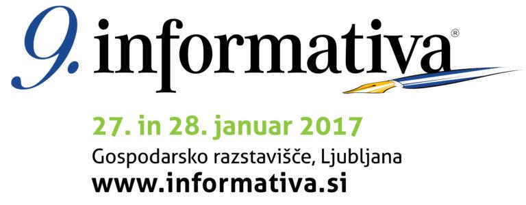 Pridruži se nam na sejmu Informativa