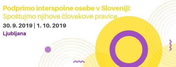 Podprimo interspolne osebe v Sloveniji: Spoštujmo njihove človekove pravice