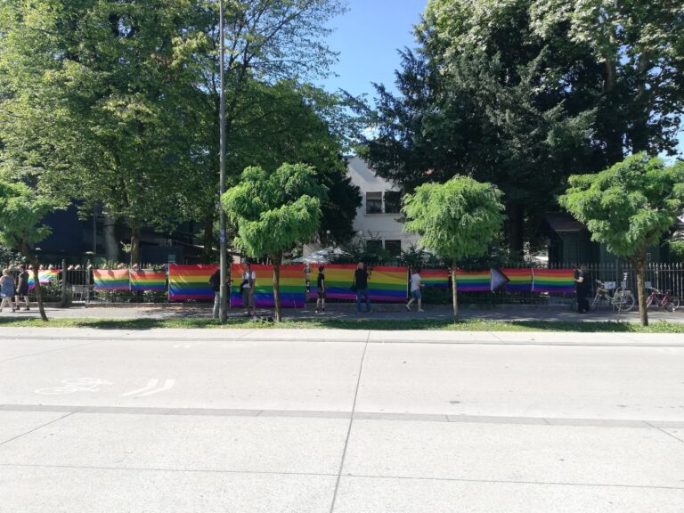 Statement of Slovenian LGBTI organisations during the visit of the Prime Ministers of the Visegrad countries